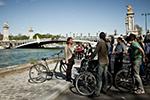 Париж и набережные реки Сены