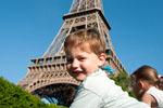 Париж для детских групп, 7 дней