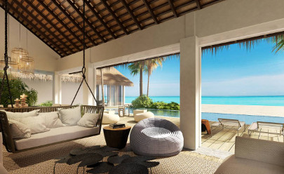 Four Seasons Hotels and Resorts объявили об открытии Four Seasons Private Island Maldives at Voavah