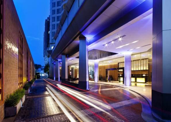 Фотогалерея отеля Anantara Bangkok Sathorn 5