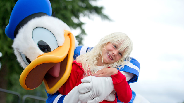 Meet Donald Duck