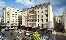 Clartion Hotel Prague Old Town