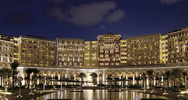 The Ritz-Carlton Abu Dhabi, Grand Canal