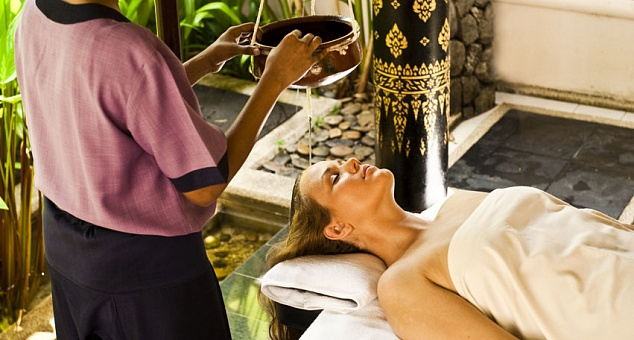 Banyan Tree Spa Sanctury