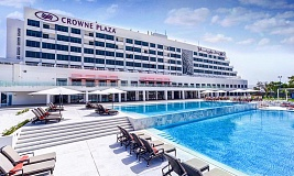 Crown Plaza Muscat