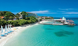Sandals Grande Riviera Beach & Villa Golf Resort
