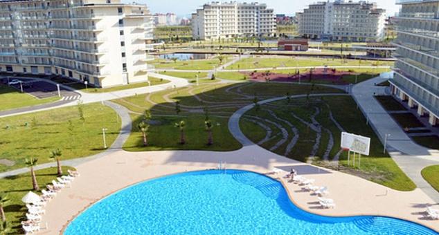 Сочи Парк Отель 3 РоссияКраснодарский крайАдлер