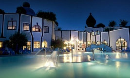 Rogner-Bad Blumau Hotel, Therme & Spa